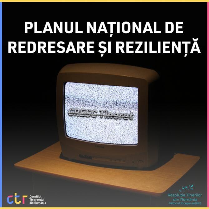 Foto: Consiliul Tineretului din România