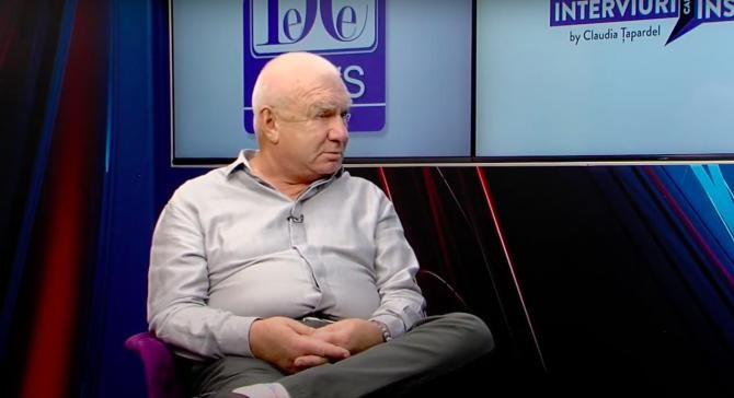 Cornel Tăbăcaru / Captură DCNewsTV