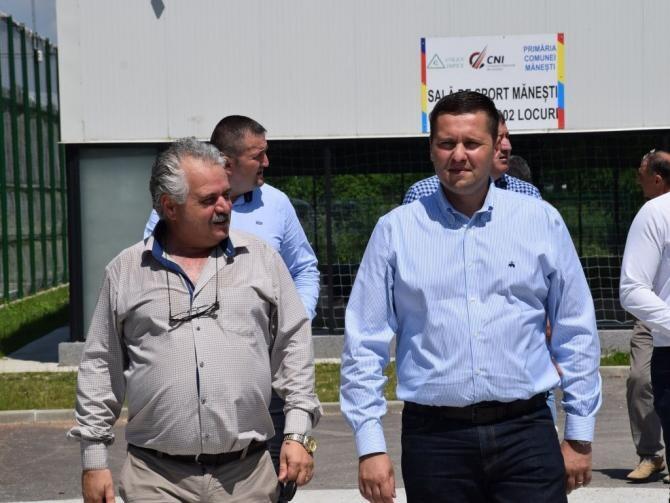 Corneliu Ștefan: 125 de şantiere deschise în judeţul Dâmboviţa se vor închide  Foto: CJ Dâmbovița