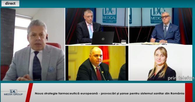 Dan Zaharescu, la DCNewsTV