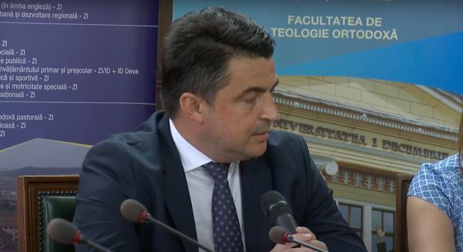 Daniel Breaz / Captură DCNewsTV