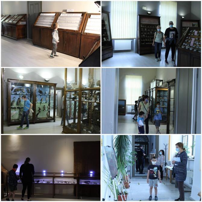 Noaptea Muzeelor. Aiudenii au vizitat vestigii materiale din centrul istoric al orașului