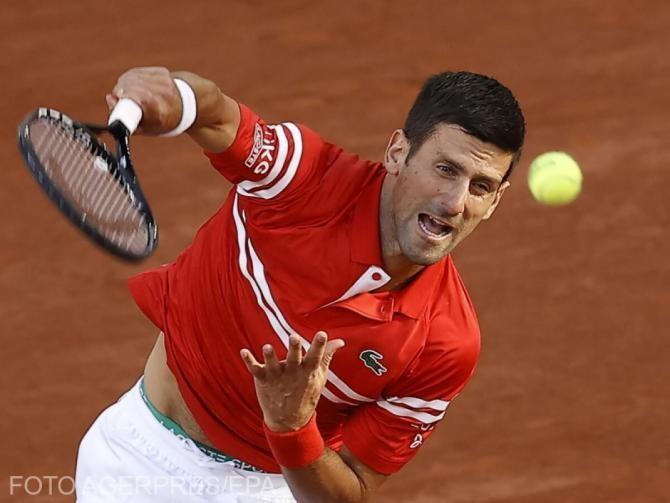 Djokovic, gest viral după succesul de la Roland Garros. 'M-a încurajat ca un nebun, l-am auzit mereu' / Video