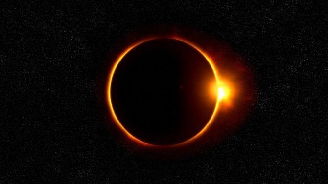 Eclipsa de Soare pe 10 iunie 2021. Din ce parte a României poate fi văzută / Foto: Pixabay