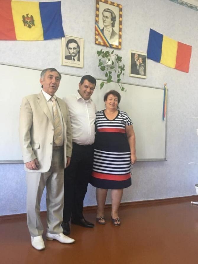 Eugen Tomac, după demiterea lui Ion Iovcev / Foto: Facebook Eugen Tomac