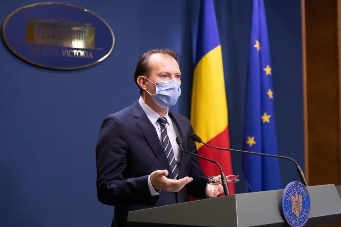Florin Cîțu: Oamenii de afaceri și investitorii trebuie să fie pregătiți să acceseze PNRR și fondurile europene   /   Sursă foto: Guvernul României