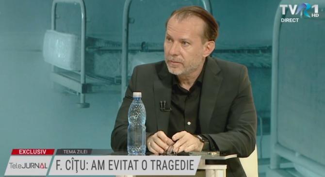 Foto Captură TVR1