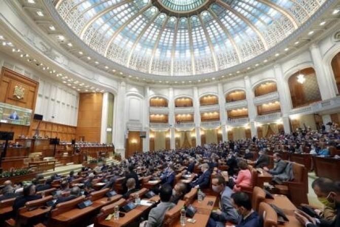 Gâlceavă în Parlament între PSD, PNL și USR-PLUS. ''Să lucreze în paralel cu plenul'' / ''O aberație!''