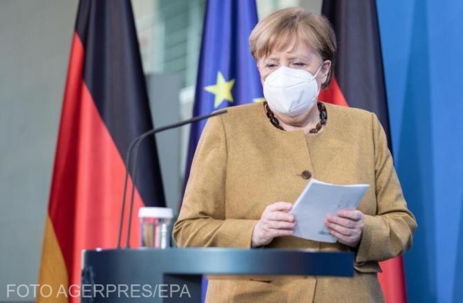 Germania Angelei Merkel a încheiat retragerea trupelor sale din Afganistan