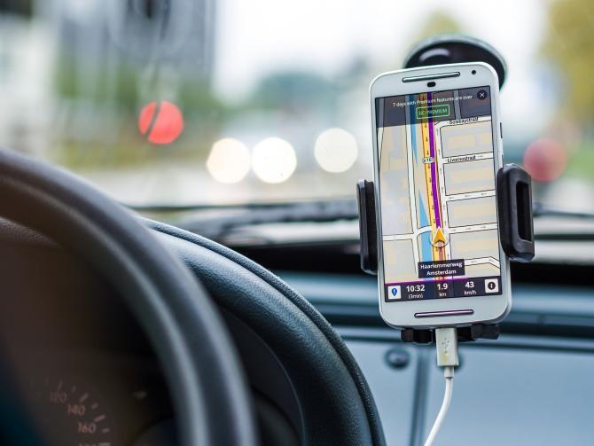GPS-ul vă poate băga și în probleme / Foto: Pixabay