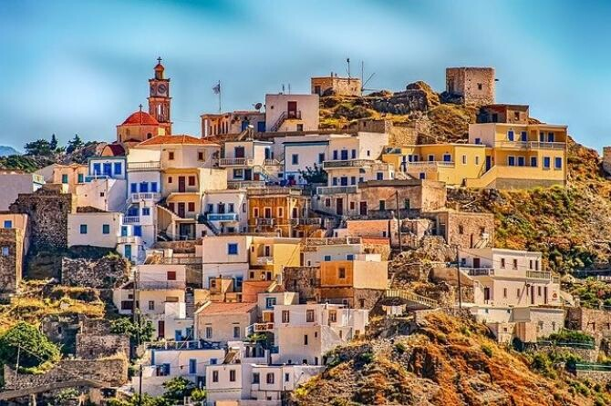 foto pixabay ilustrativ/ Grecia, criză a turismului, după ce UK nu a inclus-o pe lista verde