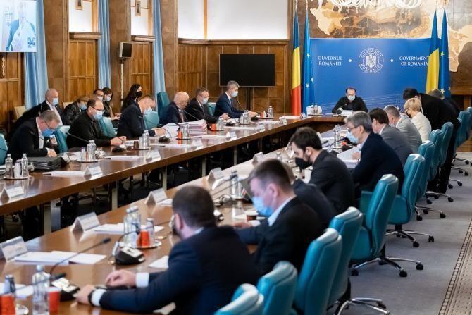 Guvernul Cîțu / Foto gov.ro