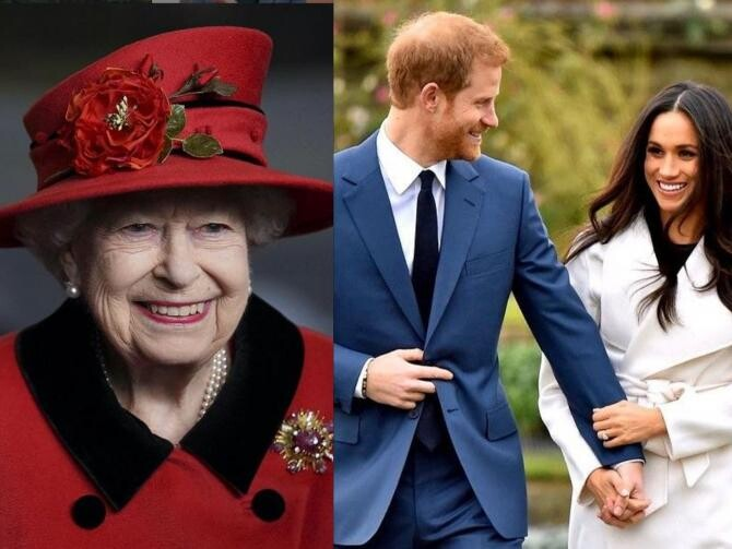 Foto: Instagram Royal Family / Sussex Royal