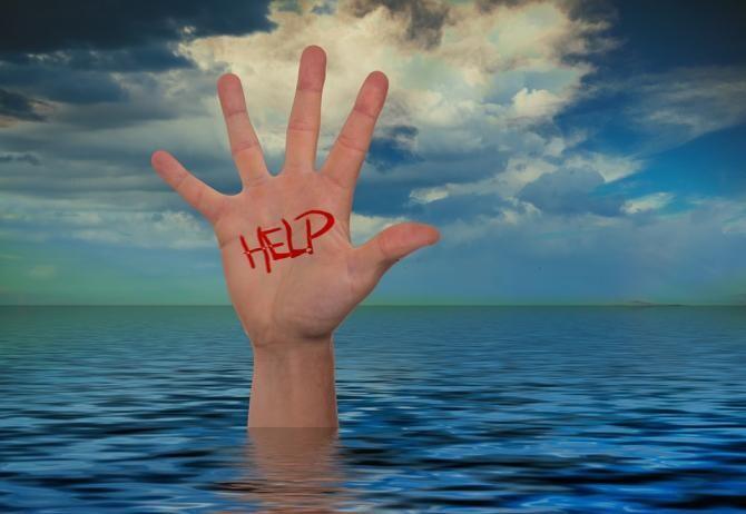EROUL zilei este la Iași. A salvat o femeie care a încercat să se sinucidă / Foto: Pixabay