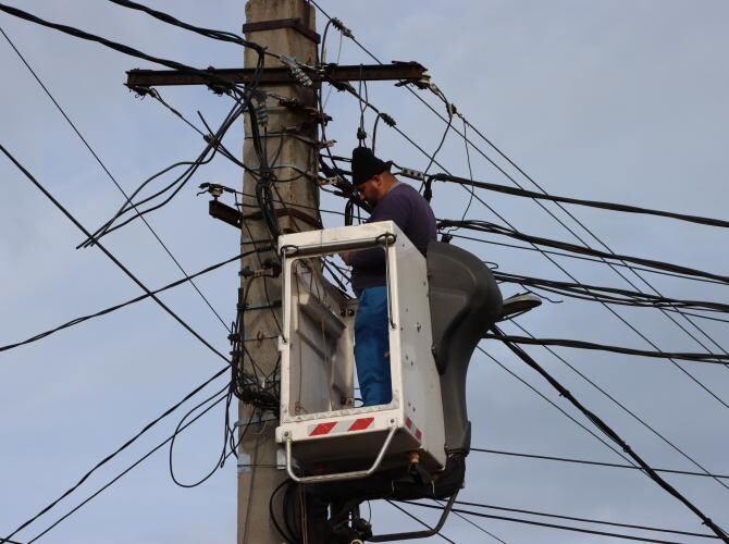 ANRE impune compensații pentru populație în cazul  întreruperii energiei electrice  Foto: Crișan Andreescu