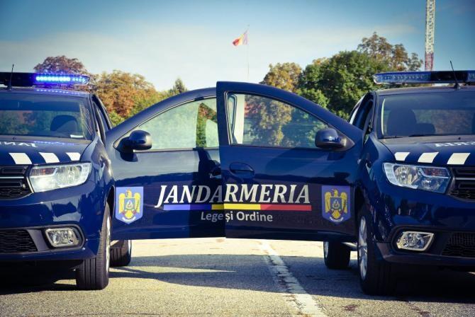 Imagine cu rol ilustrativ / Sursa foto: Facebook Jandarmeria Română