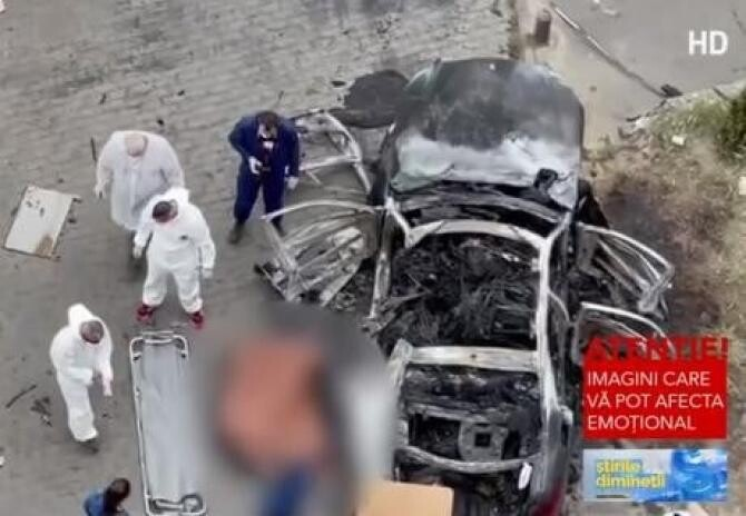 Surse Antena 3 - Mai mulți cetățeni sârbi sunt implicați în uciderea lui Ioan Crișan  /  Sursă foto: Captură Antena 3