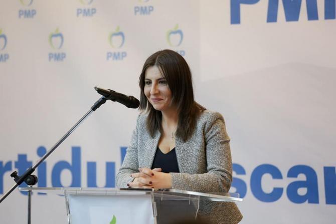 Ioana Constantin, despre lupta pentru șefia PNL / Foto: Facebook