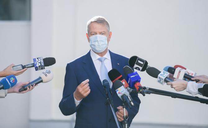 Iohannis: România, alături de Franţa, în topul creşterii economice estimate în UE