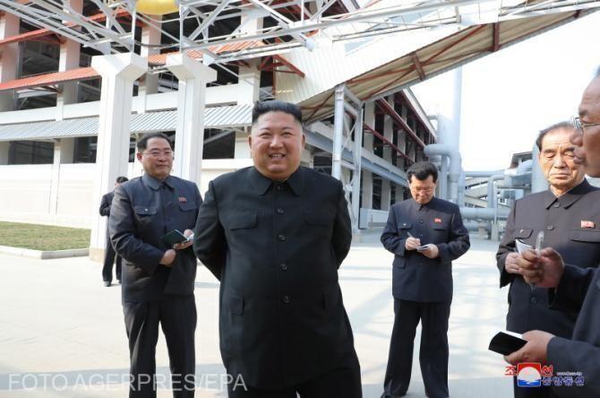 Kim Jong-Un, apariție în public, după mai mult de o lună