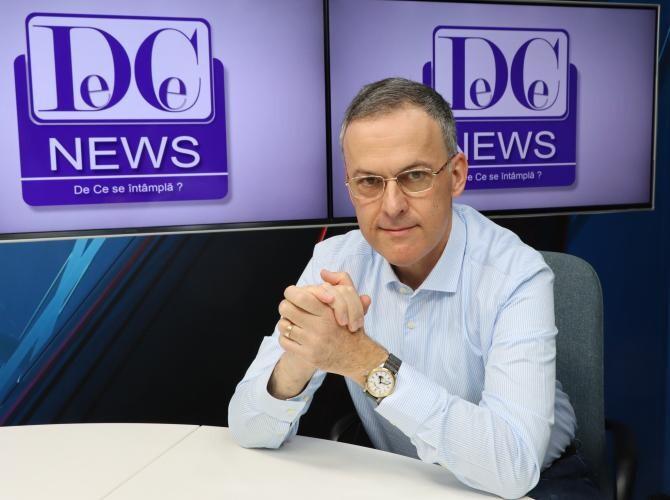 """Laszlo Attila, senator UDMR, și Florin Buicu, deputat PSD, sunt invitați la DC NEWS TV, în emisiunea """"Ce se întâmplă"""", moderată de Răzvan Dumitrescu"""