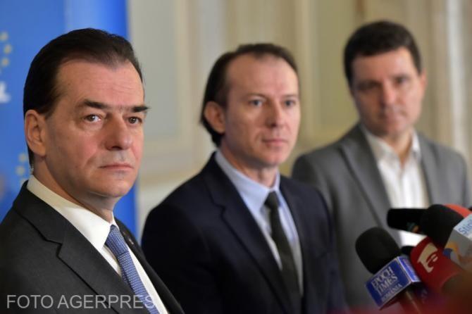 Ludovic Orban, săgeți către Florin Cîțu: Eu deja am adus un suflu nou în PNL