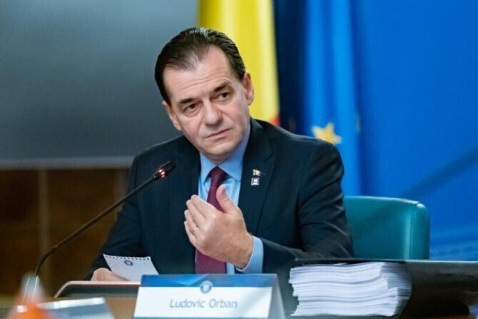 Orban / Foto gov.ro