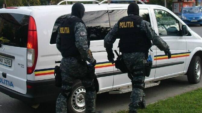 Foto cu caracter ilustrativ: Poliția Română