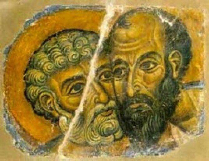 Sfinții Petru și Pavel, 29 iunie 2021