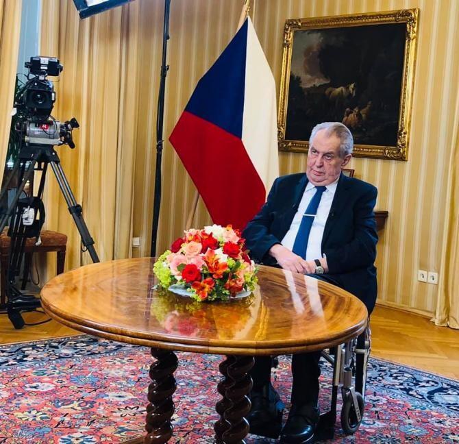Președintele Cehiei sare în apărarea Unhariei cu o declarație controversată / Foto: Milos Zeman