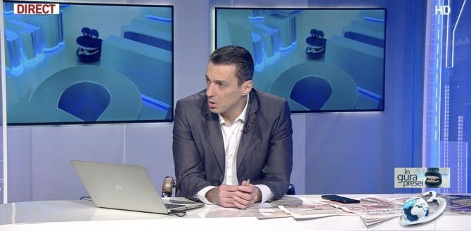 Mircea Badea / Captură Antena 3, arhivă