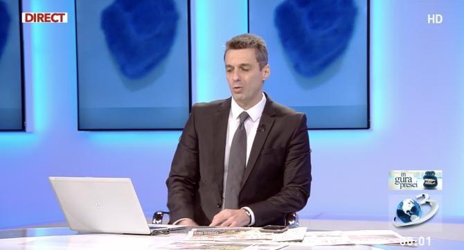 foto Antena 3/ Mircea Badea