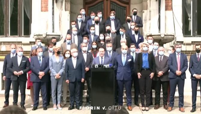 Orban, despre liderii PNL care apar alături de Cîţu: Nu i-au reprezentat pe cei din filialele lor