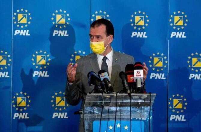 Ludovic Orban: Vom cere revocarea Avocatului Poporului / Foto: Facebook