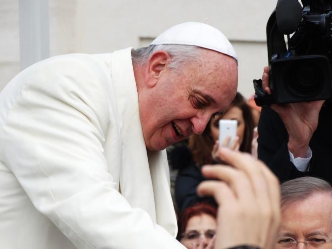 Pixabay / Papa Francisc cheamă la reconciliere