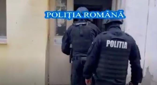 Foto ilustrativ / Captură video Poliția Română, arhivă