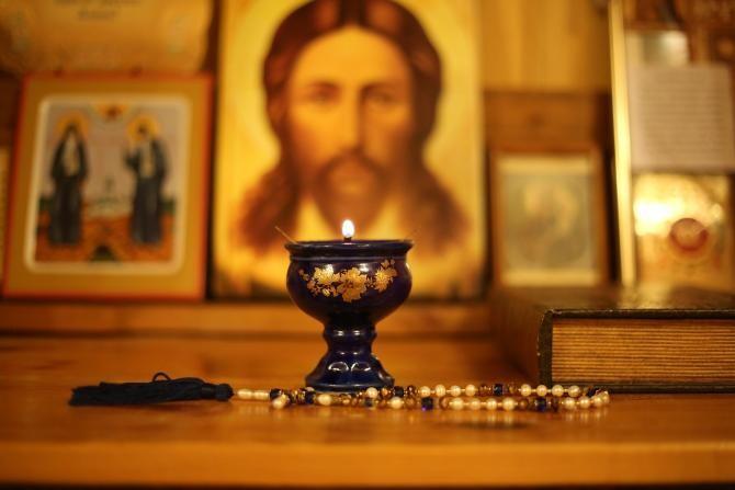 """""""Ultima fotografie"""" cu maica Siluana Vlad, o personalitate importantă a bisericii: Mâna și privirea..."""