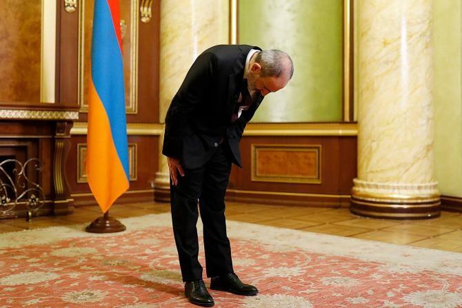 Premierul Armeniei vrea să-l ofere pe fiul său Azerbaidjanului, în schimbul prizonierilor de război   /   Sursă foto: Facebook Nikol Pashinyan