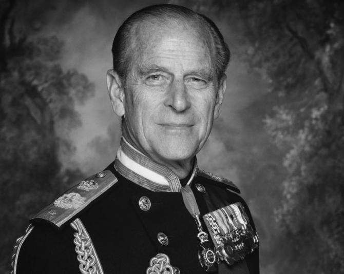 Prințul Philip, imagini din tinerețe / Foto: Facebook The Royal Family