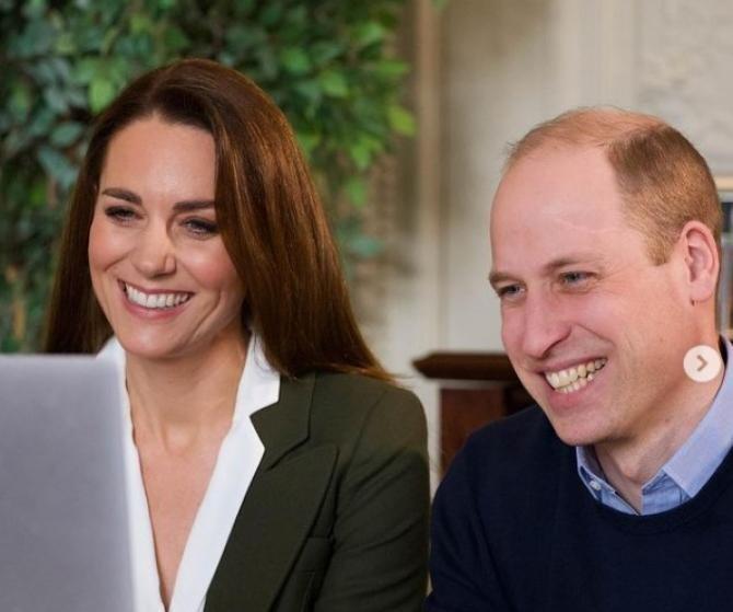 Prințul William şi Kate Middleton vor lua parte la evenimente din cadrul summitului G7 / Foto: Instagram