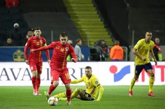România, înfrângere rușinoasă cu Georgia. Răzvan Marin, după ce a ratat de la 11 metri: Eu am dorit să dau gol