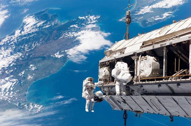 Rusia amenință că se retrage de la bordul Stației Spațiale Internaționale. Rogozin: Totul stă în mâinile americanilor  /  Foto cu caracter ilustrativ: Pixabay