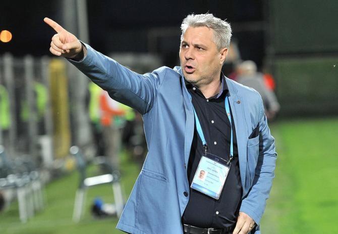 Șumudică, la prima înfrângere cu CFR Cluj. A pierdut cu vicecampioana Ungariei