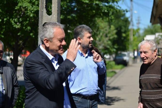 Toma și Ciolacu