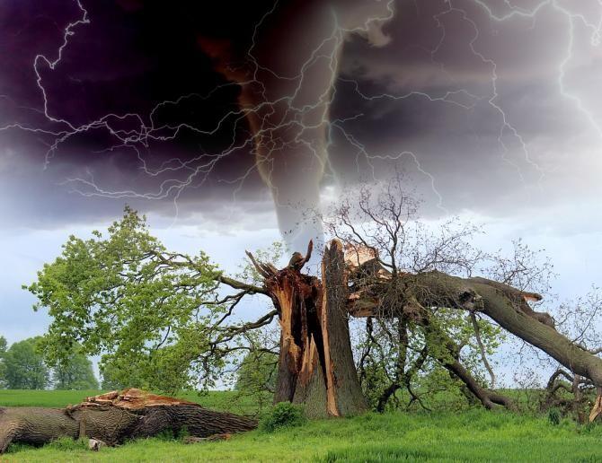 O tornadă spectaculoasă a fost filmată în Canada / Foto: Pixabay