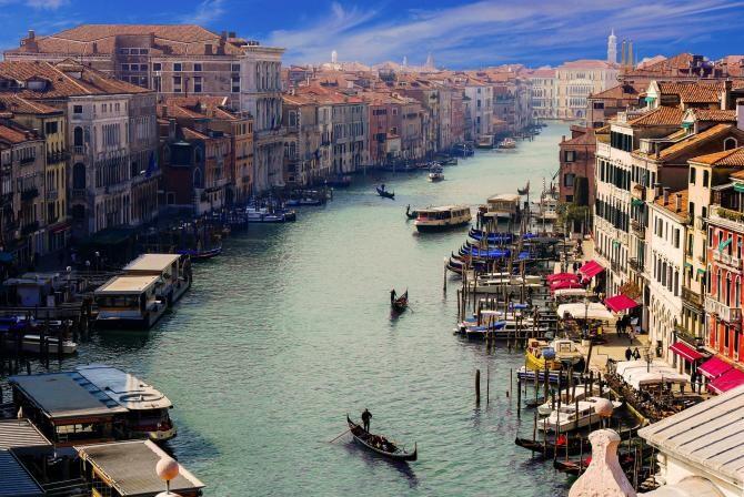 UNESCO propune plasarea Veneției pe lista Patrimoniului Mondial aflat în pericol  /  Sursă foto: Pixbay