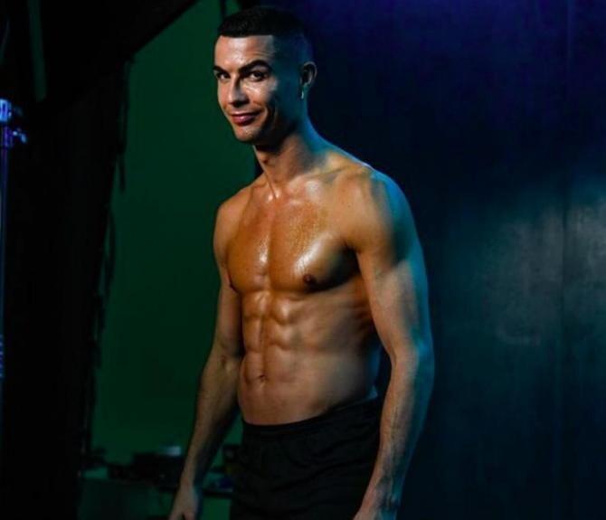 Ungaria - Portugalia, EURO 2020. Cristiano Ronaldo, supărat la conferința de presă: Apă!