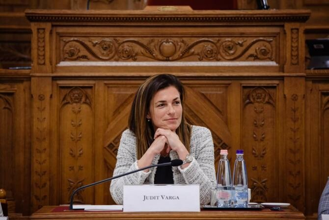Ungaria, după ce premierul Olandei a spus că nu mai are ce căuta în UE: Nu vrem să plecăm, ci să o salvăm de ipocriți!  /  Sursă foto: Facebook Judit Varga