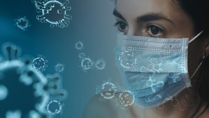 Varianta indiană a coronavirusului este cu 50% mai contagioasă decât cea britanică / Foto: Pixabay