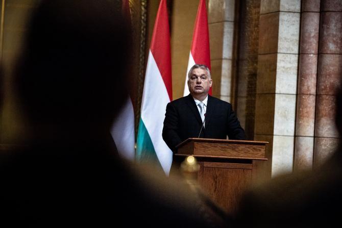 """Viktor Orban spune că """"stânga europeană atacă din nou Ungaria pe un ton incalificabil""""  /  Sursă foto: Facebook Viktor Orban"""
